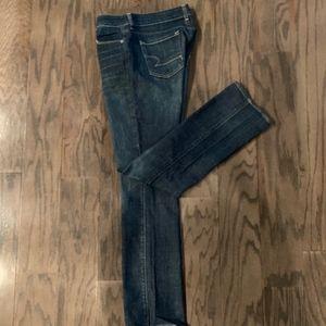 American Eagle Women's Straight Leg Jeans
